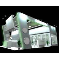 3m*3m展摊 (10x10 Booth)